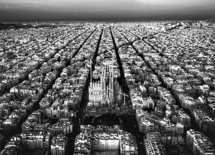Barcelona. Photo by Amos Chapple (Instagram: @amos.chapple). Edited by @mr007. http://www.amoschapplephoto.com Blackandwhite Monochrome Light And Shadow Enjoying Life Barcelona SPAIN