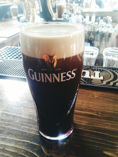 Enjoying Life Relaxing Hello World GuinnessBeer Varunagezgin Alcohol In My View Stick Bar Nightlife First Eyeem Photo