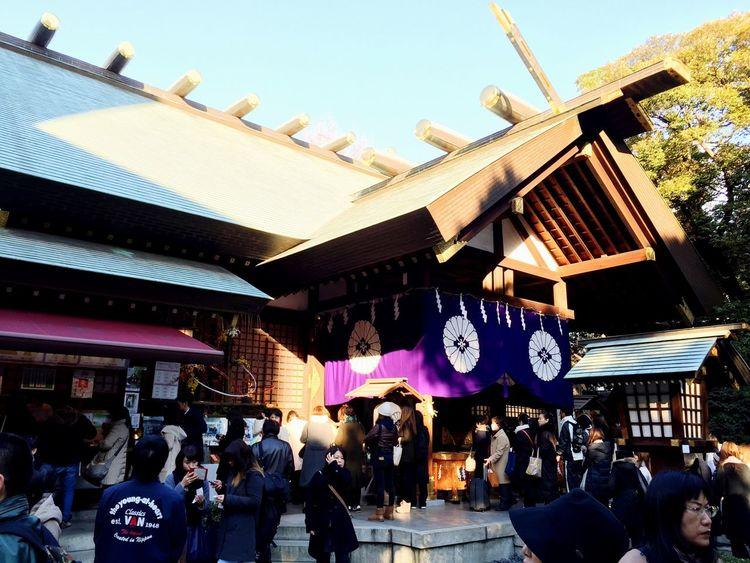 東京大神宮👏🏻