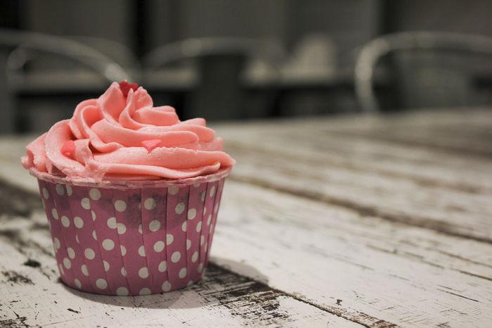 Birthday Cupcakes Cream Cream Cupcakes Cupcake Pink Pink Cupcakes