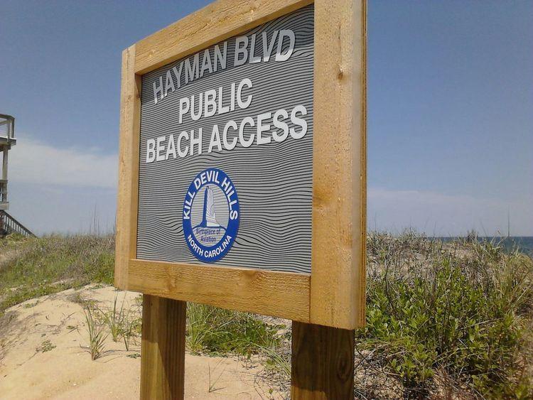 Coastal Carolina Salt Life Sign, Sign, Everywhere A Sign Beach OBX North Carolina