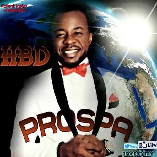 Happy Birthday 2 my Boss....@prospatytman Prospatytman Birthday Gospelmusic Dunamislifestyle Dunamis