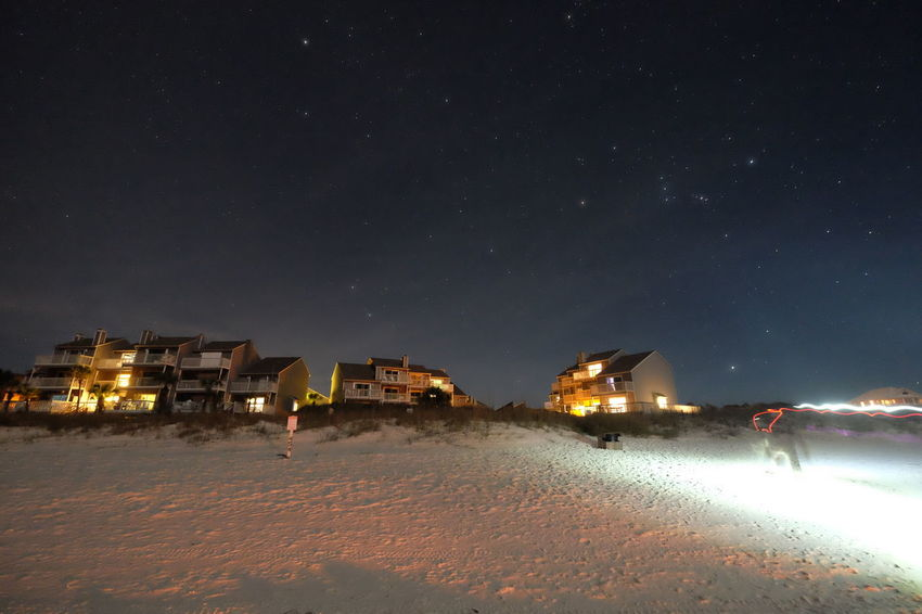 Night Star - Space Outdoors Beach Winter Astronomy Nature Constellation Sky Space Landscape Cold Temperature Illuminated Arts Culture And Entertainment Galaxy First Eyeem Photo