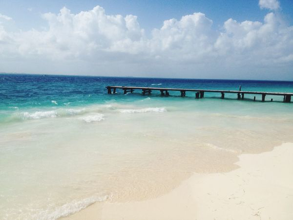Landscapes With WhiteWall Isla Mujeres Mexico First Eyeem Photo