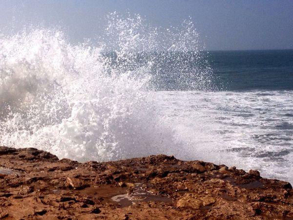 Sidi Kaouki Morocco Atlantic Ocean