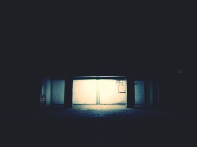 Waiting Shed Night Streetphotography Eyeem Philippines Potpotography