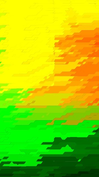 Spectrum Multi Colored Reflection Abstract Backgrounds Yellow Green Color No People Indoors  Close-up Day