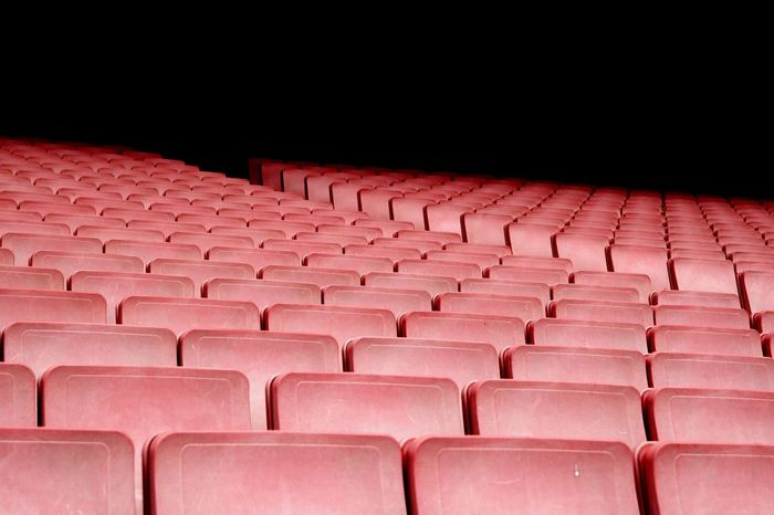 Arts Culture And Entertainment Auditorium Backgrounds Chair Day Film Industry In A Row Indoors  No People Red Seat The Architect - 2017 EyeEm Awards Fresh On Market 2017