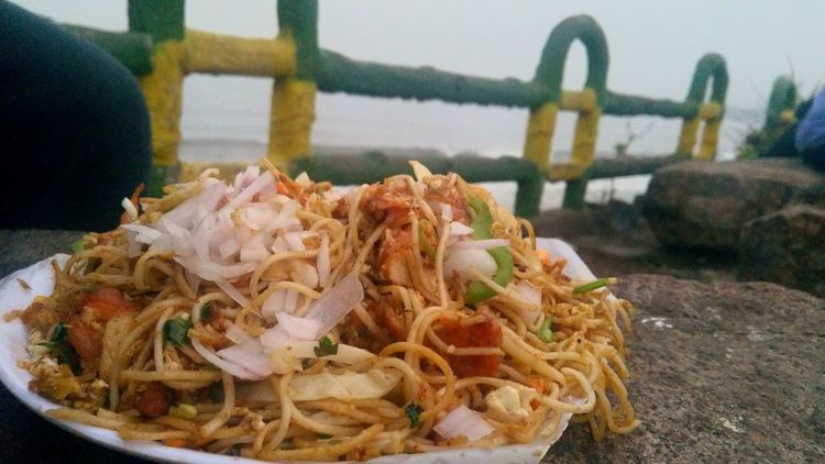 Noodles Food And Drink Vizag Food Freshness Close-up No PeopleReady-to-eat The Street Photographer - 2017 EyeEm Awards Street Roadside