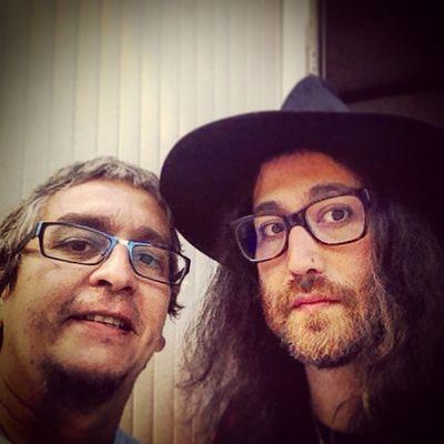 Con Sean Lennon #SeanLennon #TheGhostoftheSaberToothTiger #PrimaveraSound2015