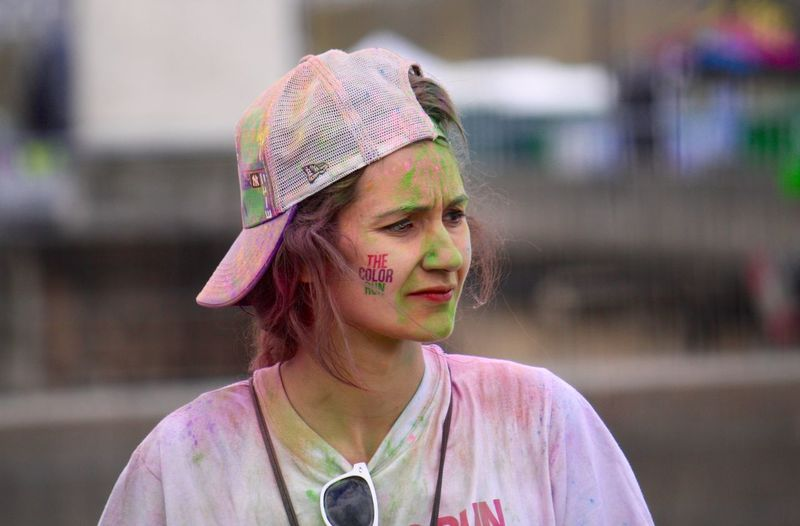 Thecolorrunparis Thecolorrun2016 TheColorRun Paris2016 Thecolorrun TheColor The Colour Of Life The Color Run Lifestyles Day City Life Casual Clothing Show Colors Color Portrait Paris ❤ Paris Color Eyeem Paris Dreamscapes & Memories