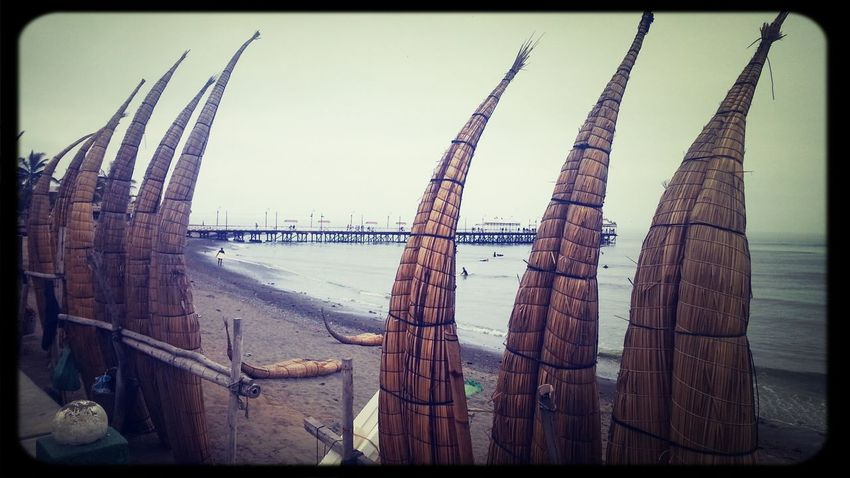 Caballitos de totora Traveling Relaxing Enjoying Life