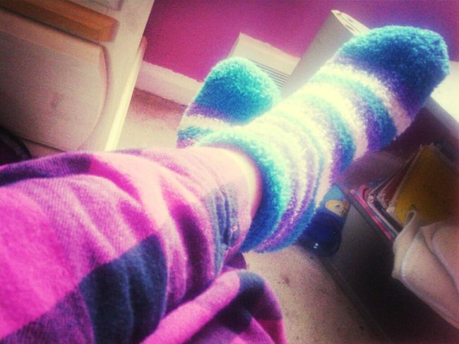 Lol Who Like My Socks ?