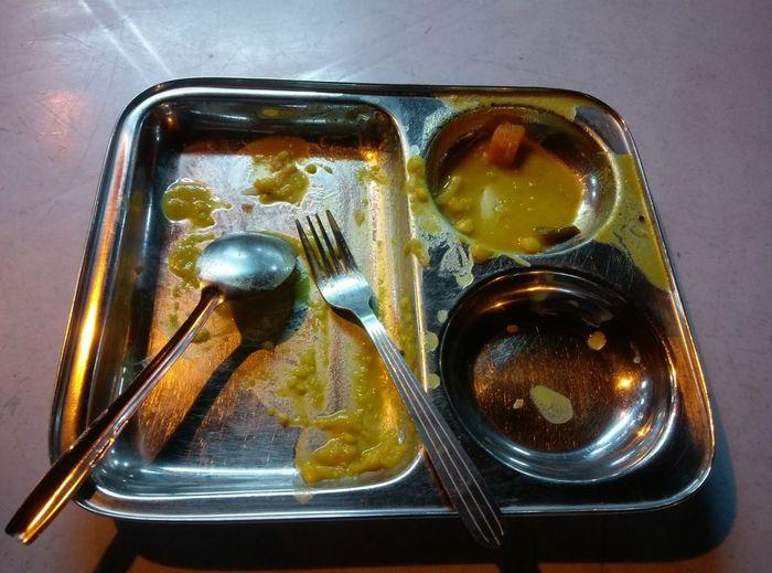 Empty Plates, Leftover