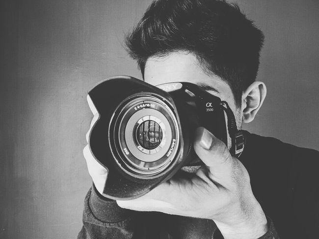 Una foto mañanera Sony Nikon Fotos Autorretrato Hermosodia