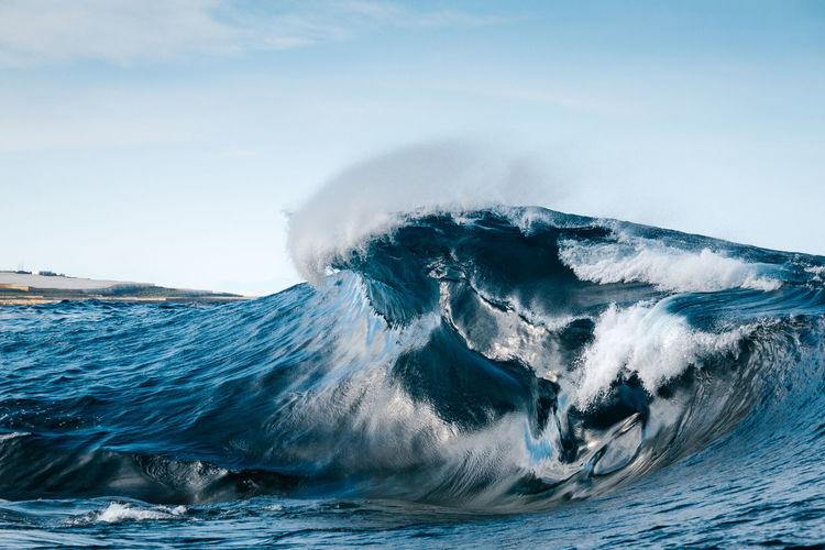 ocean view Sea Water Motion Wave Nature Splashing No People Beauty In Nature Power In Nature Power Day Outdoors Marine Ocean Ocean View Wave Waves Waves, Ocean, Nature Waves Crashing Nature Nature_collection EyeEmNewHere EyeEm Best Shots EyeEm Nature Lover EyeEm Selects