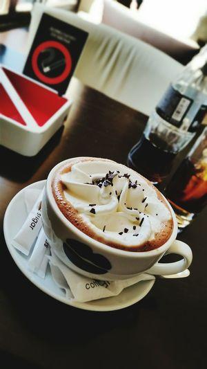Coffee Coffee And Cigarettes Coffee Break Mocca