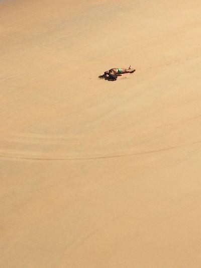 San Sebastián 09/2015 Pattern Pieces Sand Sun Beach Lonely Stranded Tanning