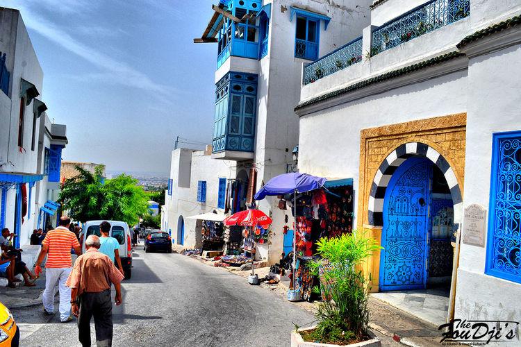FouDji's Tunisia Eyeemtunisia Sidi Bou Said