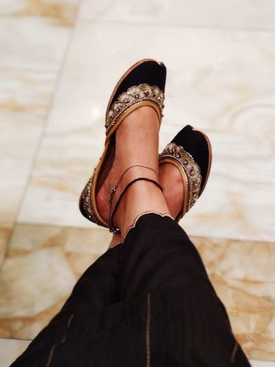 Punjabi feels Punjabigirl Punjabiculture Punjabistyle Indian Culture  EyeEm Selects Low Section Women Standing Human Leg Young Women Shoe Water Close-up Foot Personal Perspective Legs Crossed At Ankle First Eyeem Photo EyeEmNewHere
