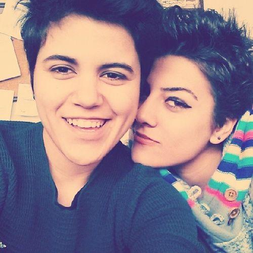 Myoffice Cool Cute Guy instalgbt sister girl love lgbt rainbow lesbian boy pride çılgın atmaca