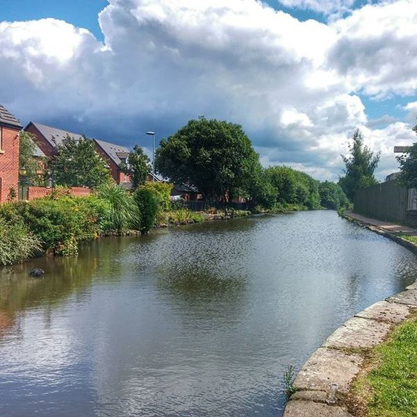 Reflects of spirit! Today in neighborhood! Manchester Uk Summer Photooftheday Coulors Color Nature_shooters