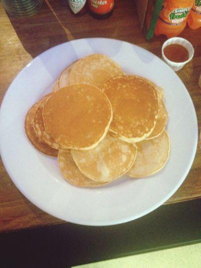 Pancakes First Eyeem Photo