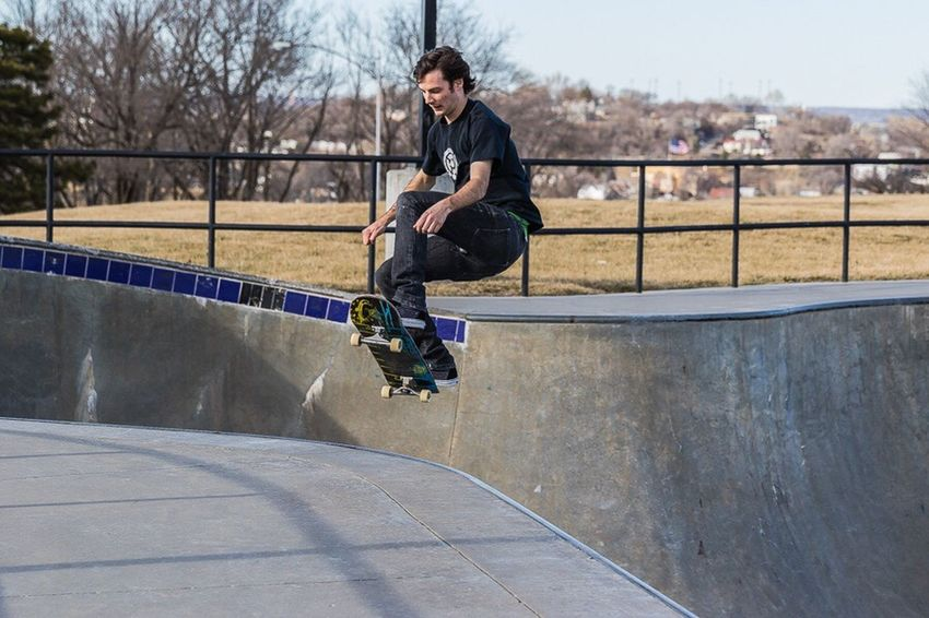Kansas City Missouri  Check This Out People Watching Kcmo Penn Valley Skate Park Skateboarding Skatepark Kansas City TeamCanon
