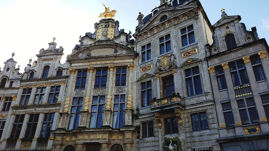 Streetphotography Outandabout Brussels Architecture Gold Grand Place Bruxelles