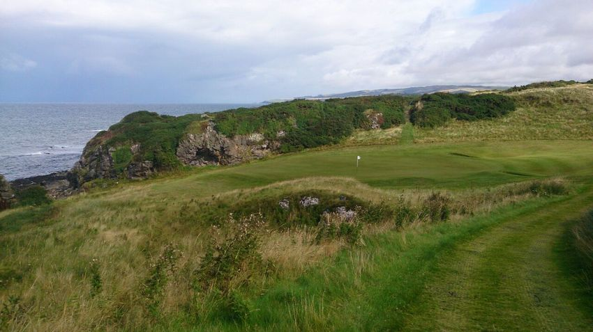 Scotland Scotland Golf Golfcourse Turnberry Picture Of The Day Golf ⛳ Pictureoftheday Photooftheday Landscape Lowlands