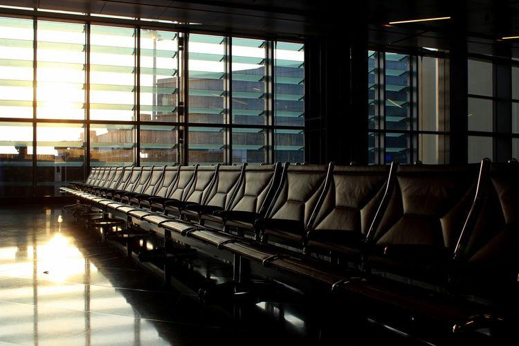 Architecture EyeEm Best Shots Eyem Architecture Holiday Waiting Airport Feelfree Indoors