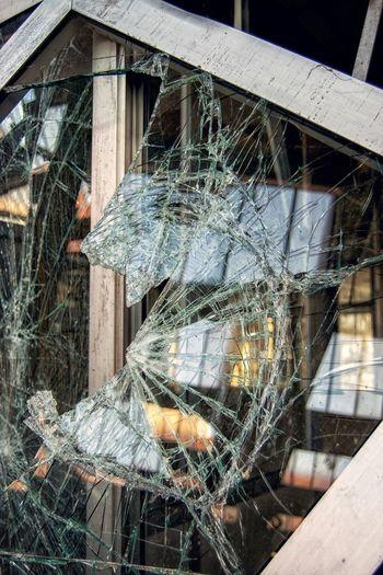 Window Broken