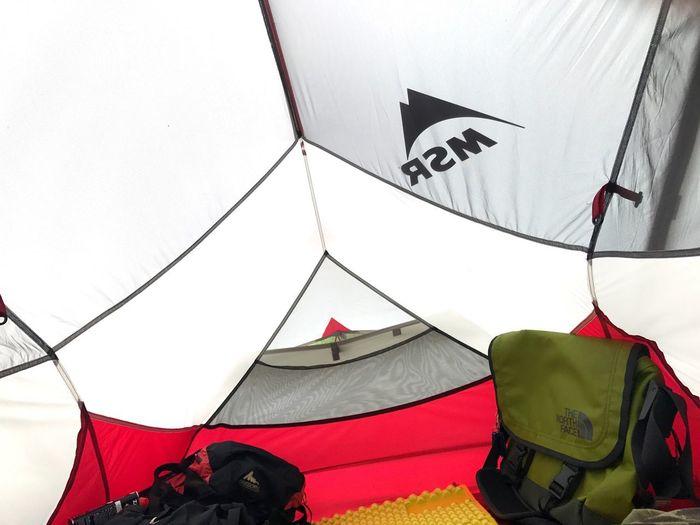 昼寝 Camping Msr