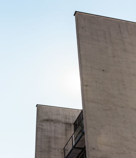 Architectural Detail Architecture Architecture_collection Architecturelovers Balcona Cafe Building Exterior Built Structure City View  Concrete Wall Geometric Architecture Geometric Shape Architectural Feature Modern Architecture Urban Geometry Wall - Building Feature Façade Minimalist Architecture Pattern, Texture, Shape And Form Minimalobsession Minimalism Minimal Minimalist Photography  Urban Skyline Shapes , Lines , Forms & Composition The Architect - 2017 EyeEm Awards Berlin Love Discover Berlin