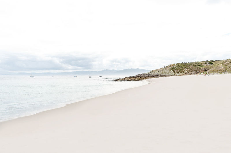 Cíes Islands, Spain Cies Islands SPAIN Galicia Vigo Sea Beach Sand Summer Water Swimming Sunny Sky Landscape Low Tide Seascape Coast Rocky Coastline Bay Of Water Ocean Wave Sand Dune Shore Island Coastline Coastal Feature Tide Horizon Over Water My Best Photo