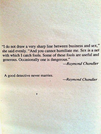 - Raymond