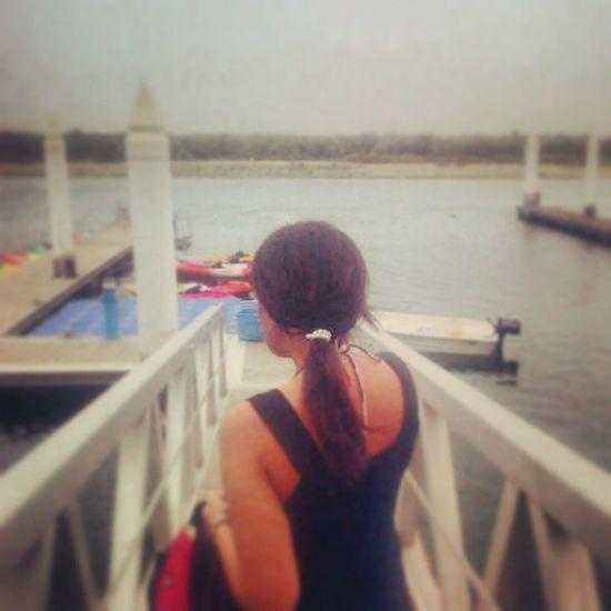 Kayaking Kayak Ocean Seahawk love dock adventure