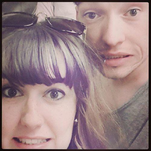 Ilovemyboyfriend Londonunderground Selfie Sunglasses