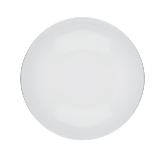 Plate White Top