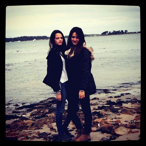 Ma amour tu me manques Best  Friend Kett Jeanne lockmariaquer sea girls love you