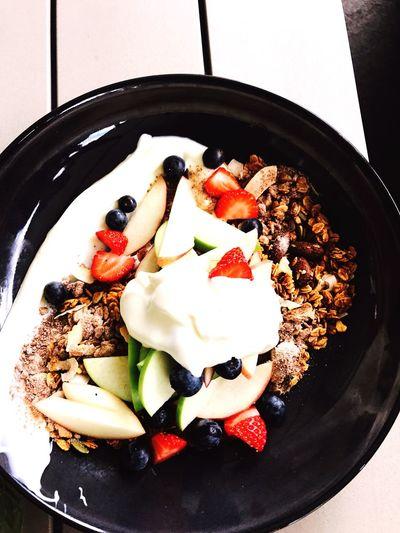 Breakfast @milkcrate Civic, Canberra