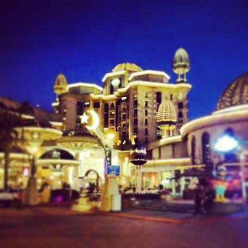 Malaysia night scene