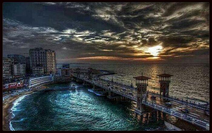 Stanly Bridge... Alexandria, Egypt
