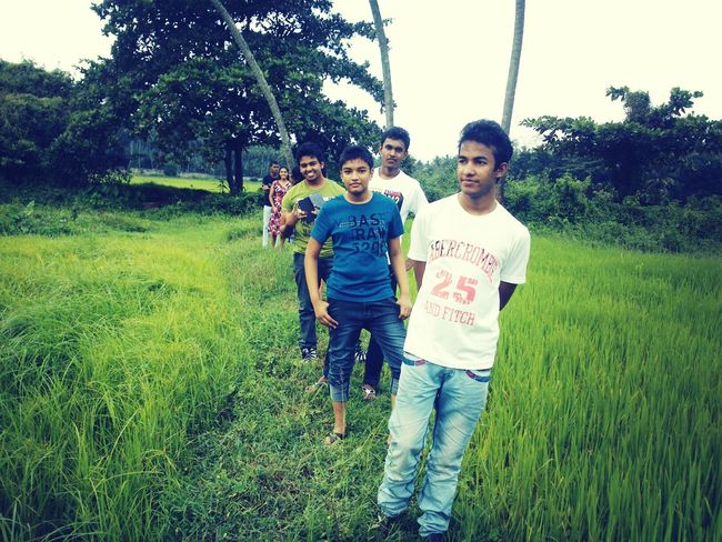 Where Do You Swarm? In our paddy Fields... A Great time with my brothers and sisters..Cool