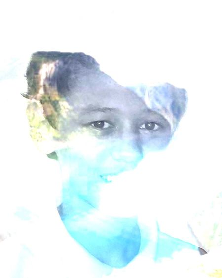 ILOVEMYSON Headshot Digitally Generated Image Close-up Looking At Camera BestEyeEmedits Playing With Apps  Playing With Filters Playing With Effects Selective Focus EyeEmBestPics Creativity Edited By Sproet