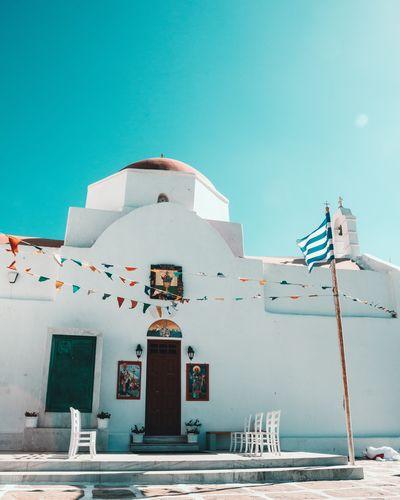 Mykonos is like the heaven