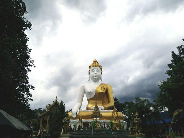Buddhist Temple Thai Temple Thailand Chaing Mai