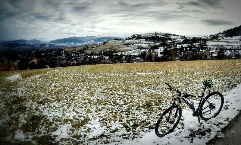 Goprohero4 GoPro Hero 4 Beskidżywiecki Snow Goprophotography Gopro Gopro Shots Bikeriders Focus 29ers Bike Ride Focus Mtb MTB Biking MTB On Your Bike Fun