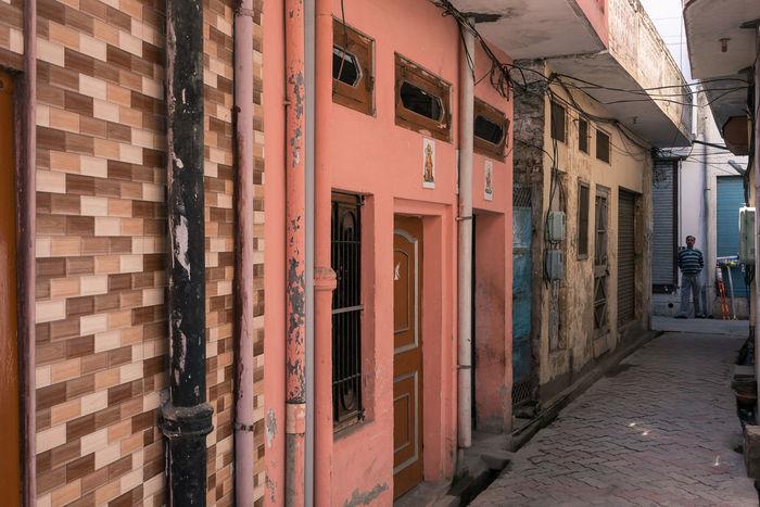 ANANDPURSAHIB Anandpur Sahib Everyday Lives India Punjab Travel Travel Photography Architecture Building Exterior Day No People Street Photography Streetscape