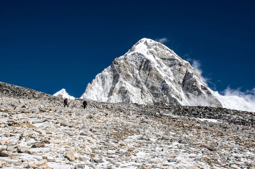 Nepal Connected By Travel Adventure Beauty In Nature Cold Temperature Landscape Mountain Nature Outdoors Snowcapped Mountain Tranquility Be. Ready.